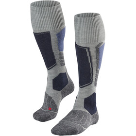 Falke SK1 Skiing Socks Men medium grey melange